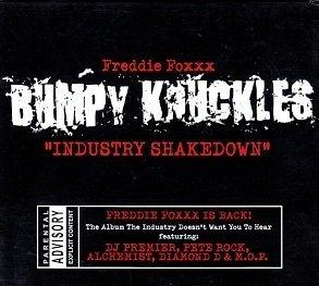 Bumpy Knuckles / Freddie Foxxx - Industry Shakedown (CD)