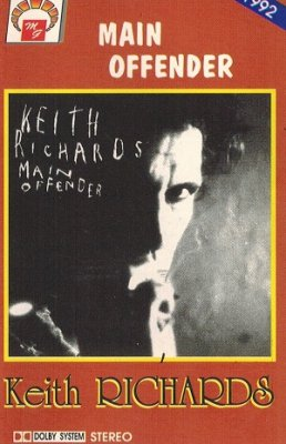 Keith Richards - Main Offender (MC)