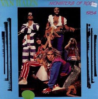 Van Halen - Monsters Of Rock 1984 (2LP)