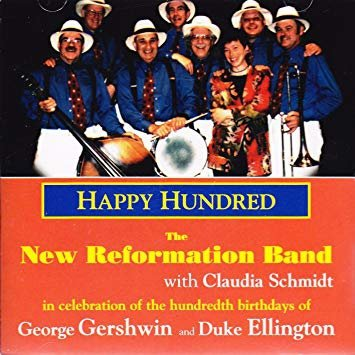 New Reformation Band With Claudia Schmidt (CD)