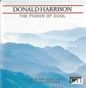 Donald Harrison - The Power Of Cool (CD)