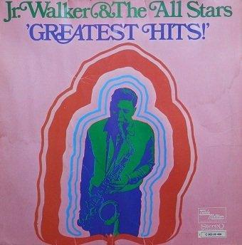 Jr. Walker & The All Stars - Greatest Hits! (LP)