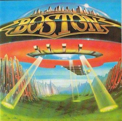 Boston - Don't Look Back (CD)