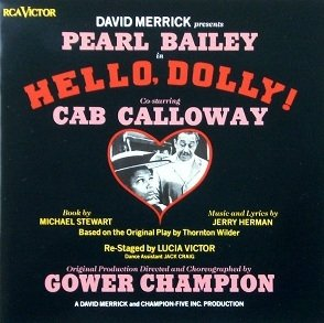 David Merrick Presents Pearl Bailey - Hello, Dolly! - The New Broadway Cast Recording (CD)