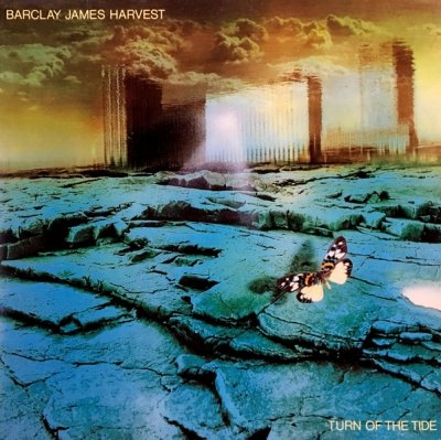 Barclay James Harvest - Turn Of The Tide (LP)