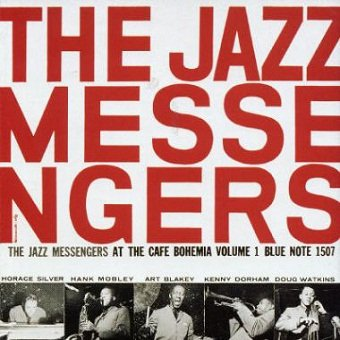 Art Blakey & The Jazz Messengers - At The Café Bohemia, Volume One (CD)