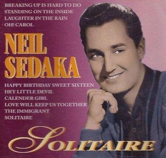 Neil Sedaka - Solitaire (CD)