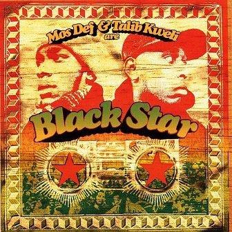 Black Star - Mos Def & Talib Kweli Are Black Star (LP)