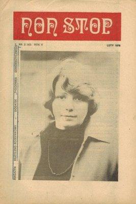 Non Stop 2 (43) (Luty 1976) Ewa Bem