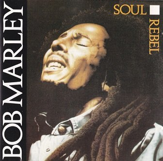 Bob Marley - Soul Rebel (CD)