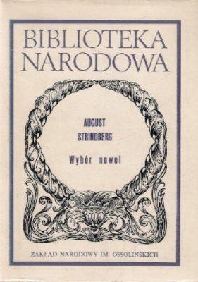 August Strindberg - Wybór Nowel
