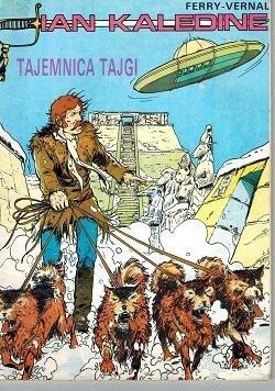 Ian Kaledine - Tajemnica Tajgi