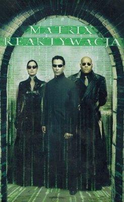 Matrix Reaktywacja (VHS)