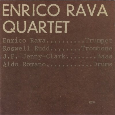 Enrico Rava Quartet - Enrico Rava Quartet (CD)