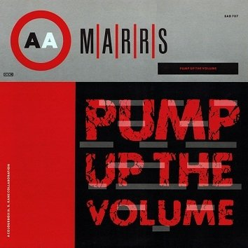 M A R R S - Pump Up The Volume (12'')