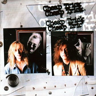 Cheap Trick - Busted (CD)