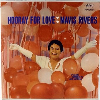 Mavis Rivers - Hooray For Love (LP)
