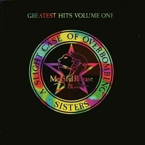 The Sisters Of Mercy - Greatest Hits Volume One (A Slight Case Of Overbombing) (CD)