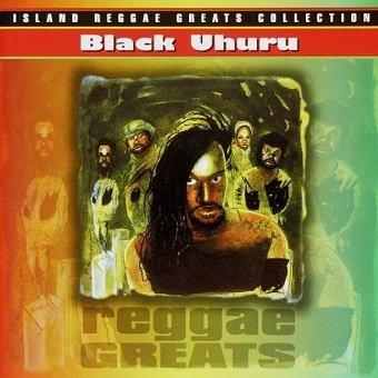 Black Uhuru - Reggae Greats (CD)