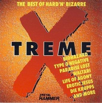 X-Treme The Best Of Hard 'N' Bizarre (CD)