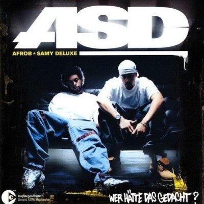 ASD - Wer Hätte Das Gedacht? (CD)