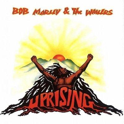 Bob Marley & The Wailers - Uprising (CD)