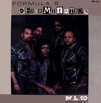 Formula 5 - Determination (LP)