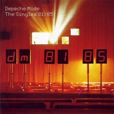 Depeche Mode - The Singles 81|}85 (CD)