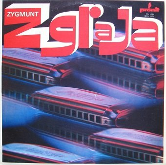 Zygmunt Zgraja - Zygmunt Zgraja (LP)
