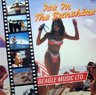 Beagle Music Ltd. - Ice In The Sunshine (12'')