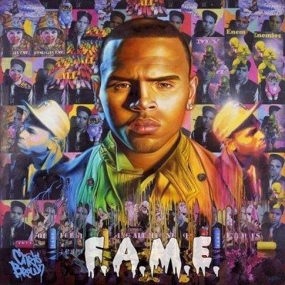 Chris Brown - F.A.M.E. (CD)