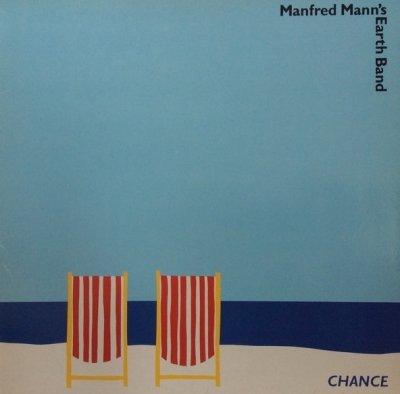 Manfred Mann's Earth Band - Chance (LP)