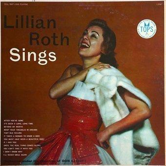 Lillian Roth - Lillian Roth Sings (LP)