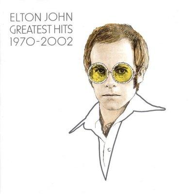 Elton John - Greatest Hits 1970-2002 (2CD)