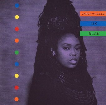 Caron Wheeler - UK Blak (CD)