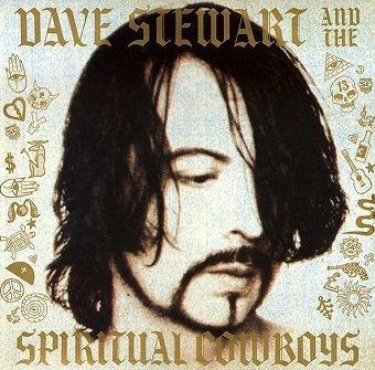 Dave Stewart And The Spiritual Cowboys - Dave Stewart And The Spiritual Cowboys (LP)