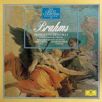 Brahms - Piano Concerto No.2 In B Flat Major, Opus 83 (LP)