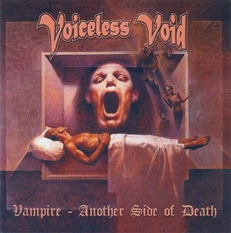 Voiceless Void - Vampire - Another Side Of Death (CD)