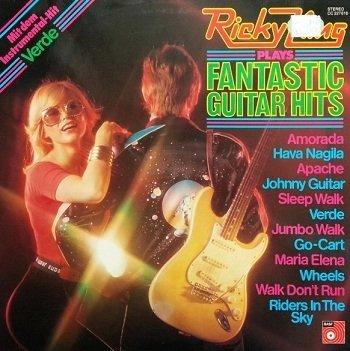 Ricky King - Ricky King Plays Fantastic Guitar Hits (LP)