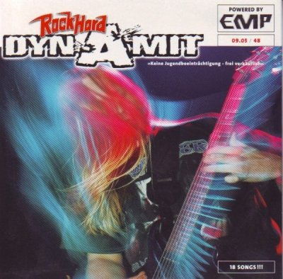 Dynamit Vol. 48 (CD)