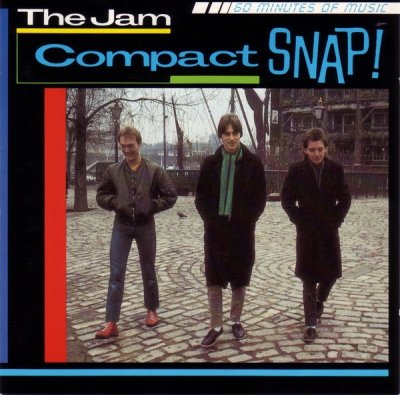The Jam - Compact Snap! (CD)