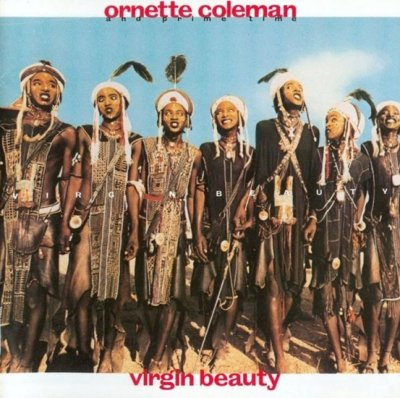 Ornette Coleman And Prime Time - Virgin Beauty (LP)