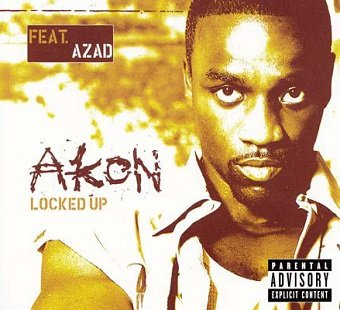 Akon Feat. Azad - Locked Up (Maxi-CD)