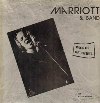 Steve Marriott & Band - Packet Of Three (LP)