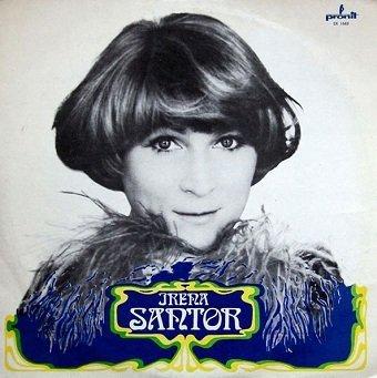 Irena Santor - Irena Santor (LP)