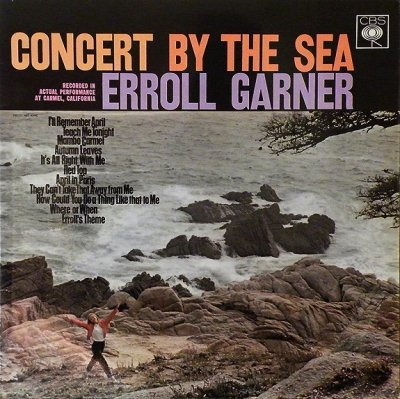 Erroll Garner - Concert By The Sea (LP)