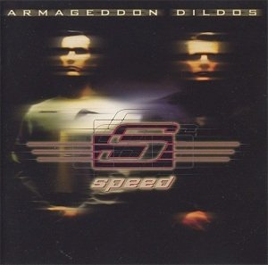 Armageddon Dildos - Speed (CD)