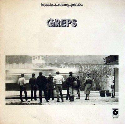 Kaczki Z Nowej Paczki - Greps (LP)