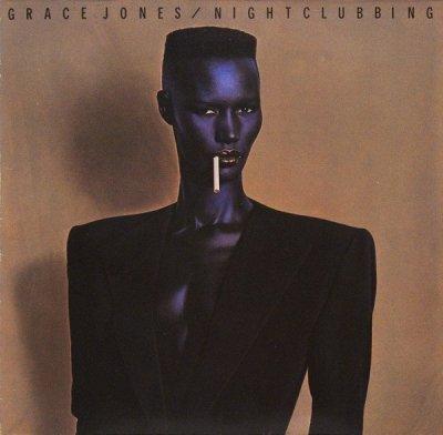Grace Jones - Nightclubbing (LP)