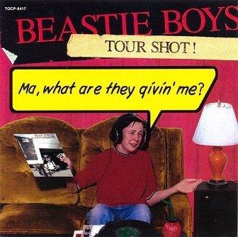 Beastie Boys - Tour Shot! (CD)